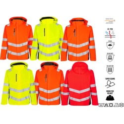 Safety Shell Jacke 1146-930